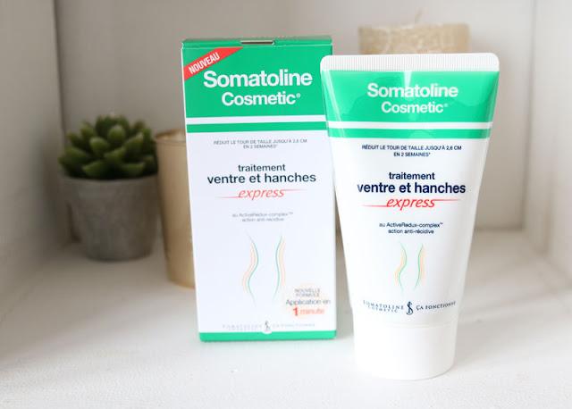 somatoline cosmetic ventre et hanche avis