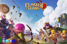 Download Game Android MOD Clash of Clans (COC) Hack and Cheat Free UPDATE 2018