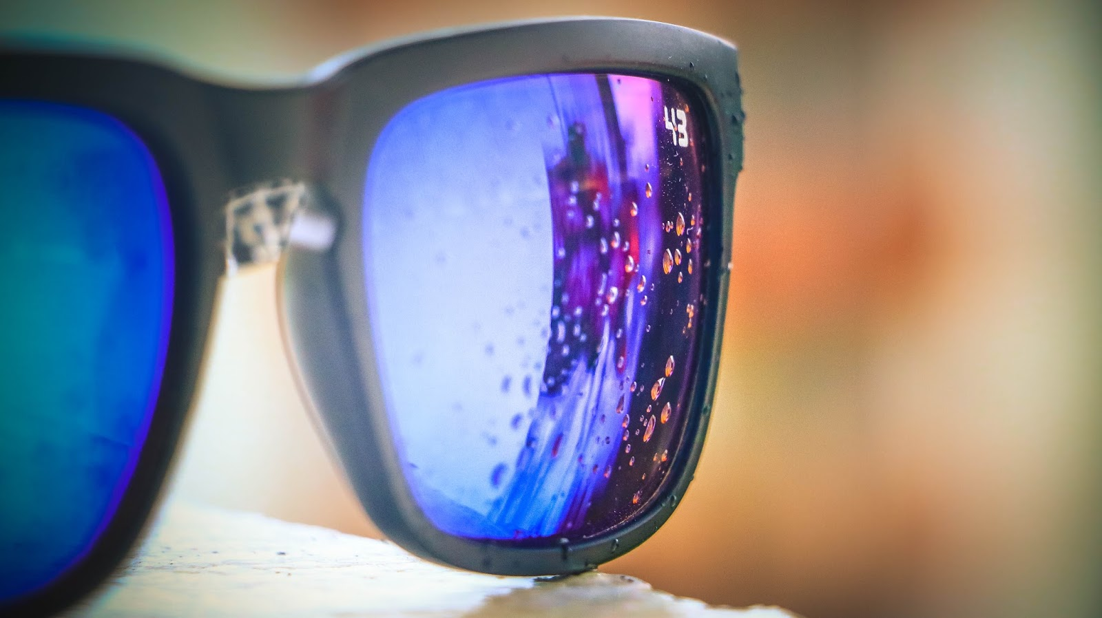 multicolored sunglass