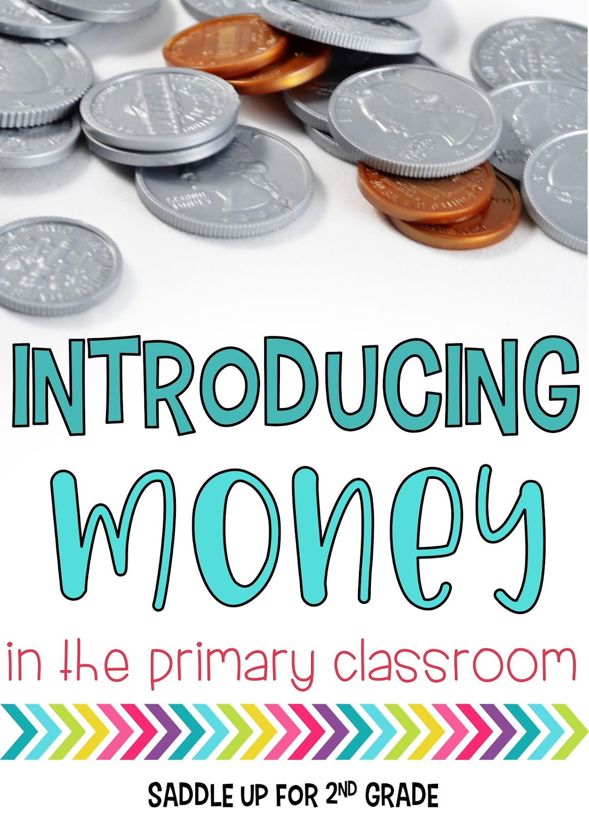 Introducing money is always a tricky concept. This post is full of ideas for the primary classroom. It includes several activities and a FREEBIE to use. Come check it out!