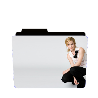 Preview of Emma Watson, Celebrity folder icon
