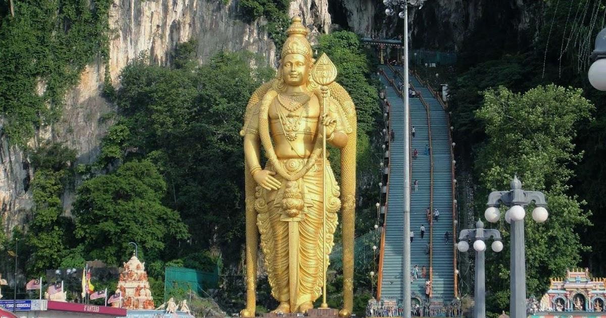 Tempat Wisata di Kuala Lumpur : Batu Caves (Gua Batu ...
