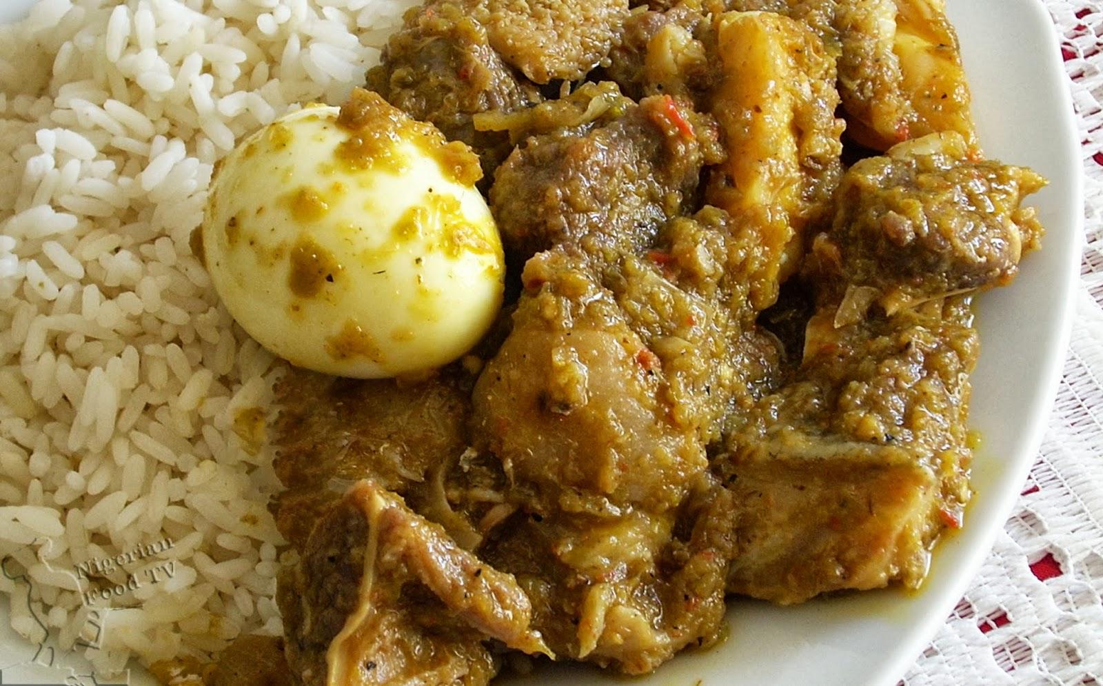 Ofada stew ayamase the designer stew nigerian rice recipes nigerian rice meal ideas nigerian rice nigerian food tv forumfinder Choice Image