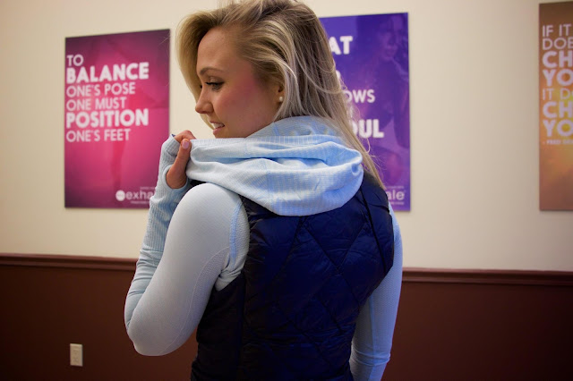 lululemon down-for-a-run-vest inkwell