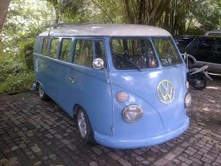 VW Kombi Kancut Warna Biru Minat 082225987332 - JOGJA