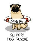 SUPPORT PUG RESUCE IN YOUR AREA