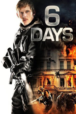 6 Days [2017] [DVDR] [NTSC] [Latino]