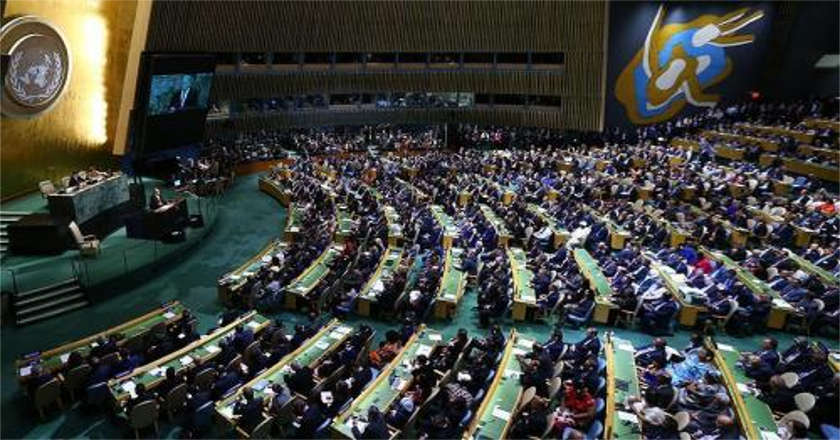 128 Negara Memihak Ibukota Palestina, Menyadarkan Trump Kah?