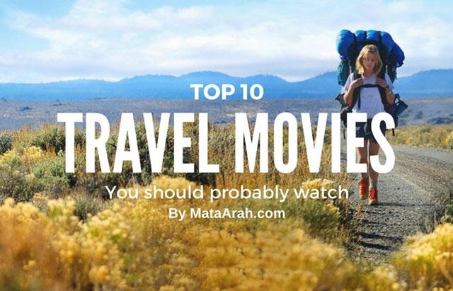 Menonton Acara atau Membacakan Cerita Travelling
