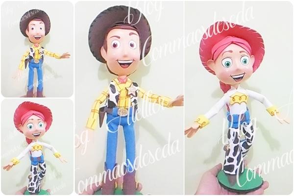 Turminha da Toy Story vindo por ai - Muito lindo!