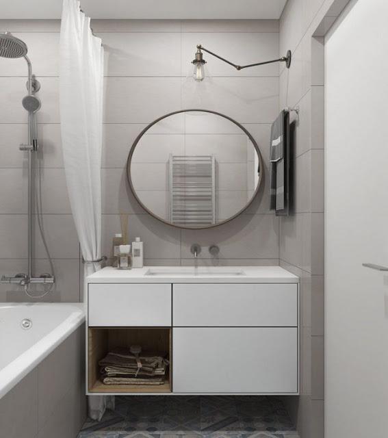 Thiết kế căn hộ 84m2 - Ảnh 18