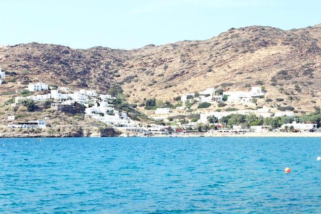 Mylopotas beach, Ios island