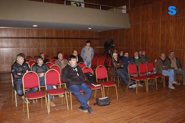 El Sec. de Agroindustria de la Nación estuvo en Monte Maíz