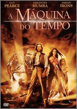 Download Filme A Máquina do Tempo – DVDRip AVI Dual Áudio
