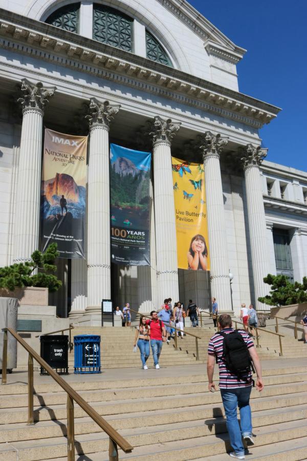 Ein Ausflug nach Washington D.C.und noch ein paar Tage in New York | Smithsonian Museum