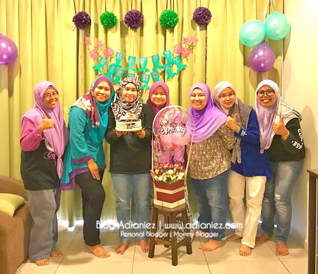 Surprise Reunion Party MakCikKepoh | Beruang Hill Resort, Bukit Beruang, Melaka