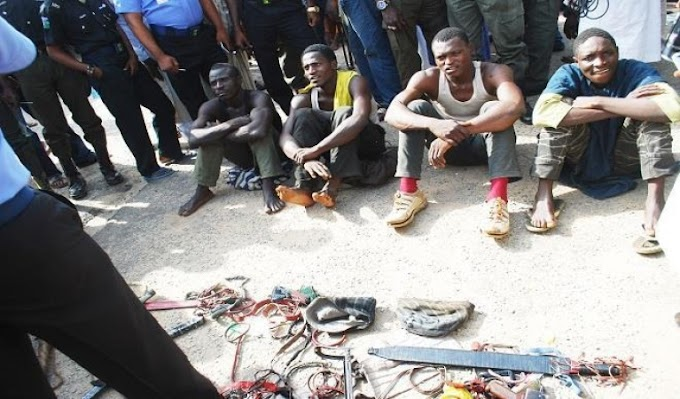 INSECURITY!!! Panic As Another Six kidnap kingpins arrested in Abuja
