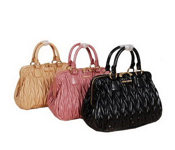 5242f7c9ab6a Miu Miu Matelassé Nappa Leather Mini Bag
