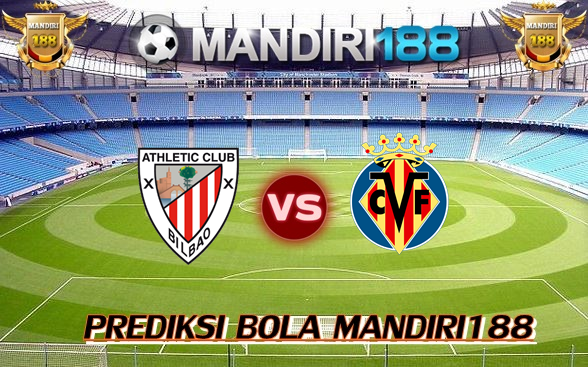 AGEN BOLA - Prediksi Athletic Bilbao vs Villarreal 20 November 2017