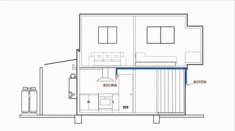 instalaciones el u00e9ctricas residenciales  9 pasos para la instalaci u00f3n de un timbre