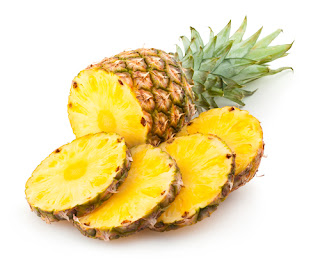 Manfaat buah nanas untuk kesehatan amandel