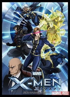 Download Anime X-men (2011) Legendado