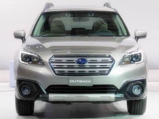 2017 Subaru Outback Redesign