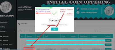 cara-aktivkan-jaringa-member-regal-coin-bonus-spilover-www.handyleestar.com