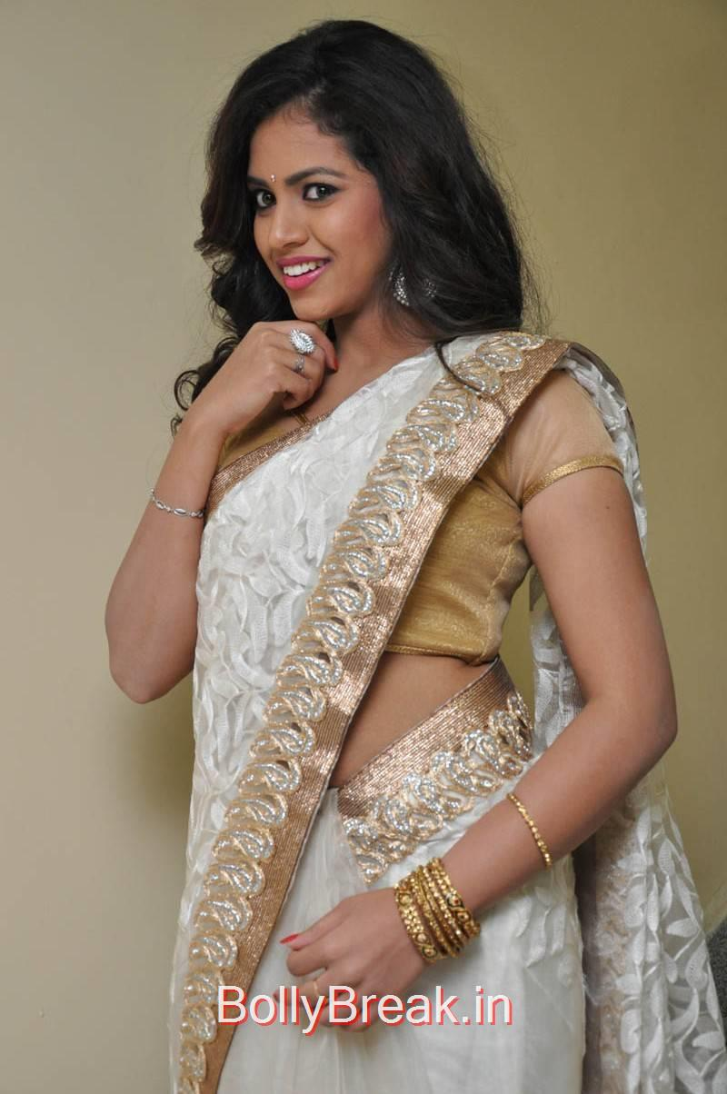 Gowthami Chowdary Pictures, Hot Pics of Gowthami Chowdary from Ramudu Manchi Baludu Audio Launch