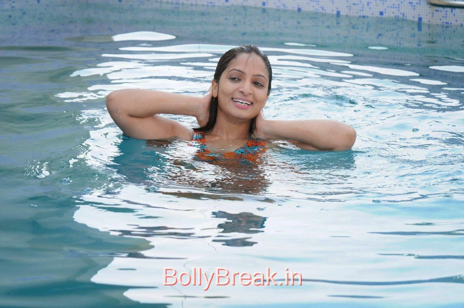 Hot Hd Images Of Priya Vashishta Stills From Swimming Pool Movie 13 Pics