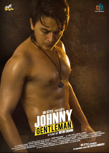 """Paul Shah and Aanchal Sharma tie up with new movie """"Johny Gentleman"""""""