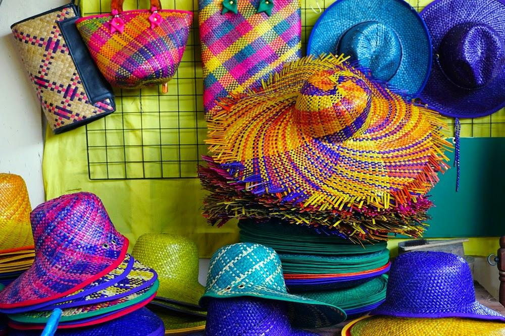 Travel Caveat Pandan Sambalilo Weaving And Handicrafts Center