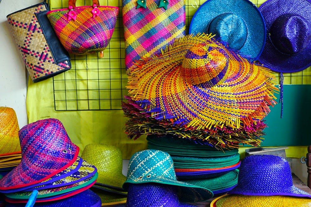 #CavEAT: Pandan Sambalilo Weaving and Handicrafts Center