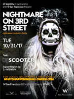 Nightmare on 3rd Street | Halloween Industry Party 2017 Tickets
