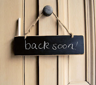 Image result for i will come back soon pic