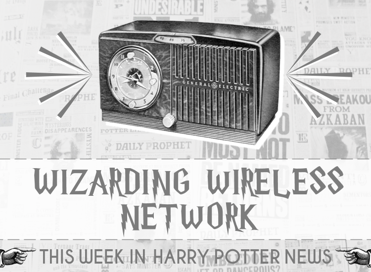 This Week In Harry Potter News March 2018