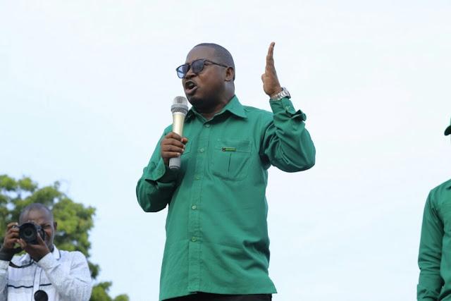 Mtulia Achaguliwa kwa Kukosa Kura za Watu 40,000 wa Mwaka 2015 Kinondoni