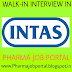 Intas Pharma Walk-in interview 22nd & 23rd Dec 2018 B.sc,M.sc,B.pharm,M.pharm,B.tech,: ITI / Diploma