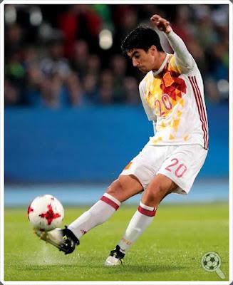 Spain Carlos Soler