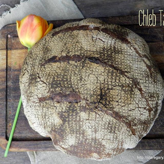 Chleb Tartine - majowa piekarnia