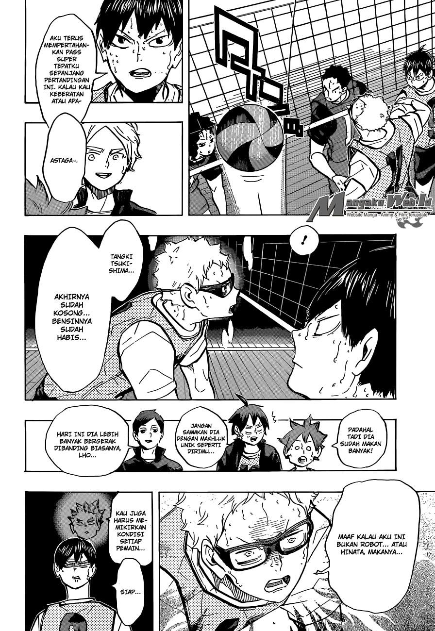 Haikyuu Chapter 227-3