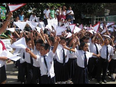 Niños que no hayan cumplido 6 años de edad hasta el 31 de marzo podrán matriculares en primer grado informó el MINEDU