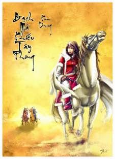Bạch Mã Khiếu Tây Phong - Kim Dung