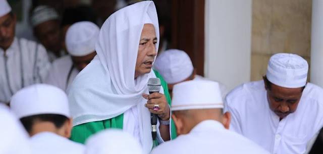 Ceramah Jum'at Maulana Habib Luthfi bin Yahya