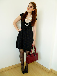 Fabulous Dressed Blogger Woman Marie