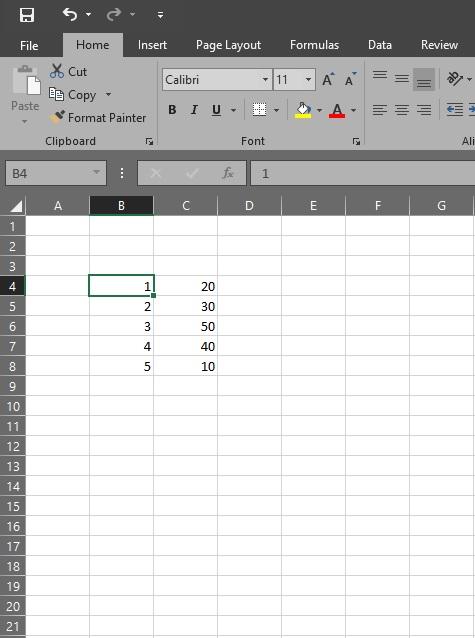 Simple Blog Cara Membuat Diagram Scatter X Y Di Excel 2016