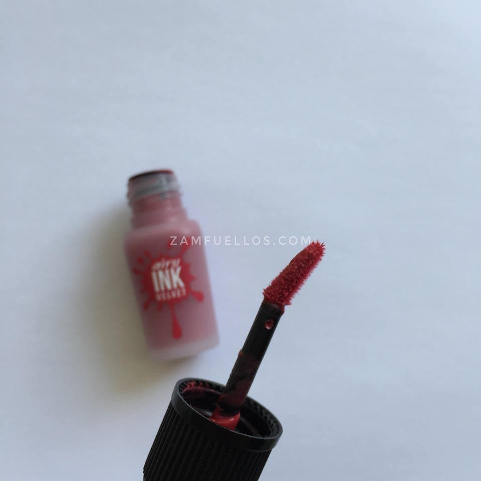 Peripera Airy Ink Velvet Review