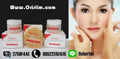 Cream Penghilang Bintik Hitam Bekas Jerawat Liyoskin