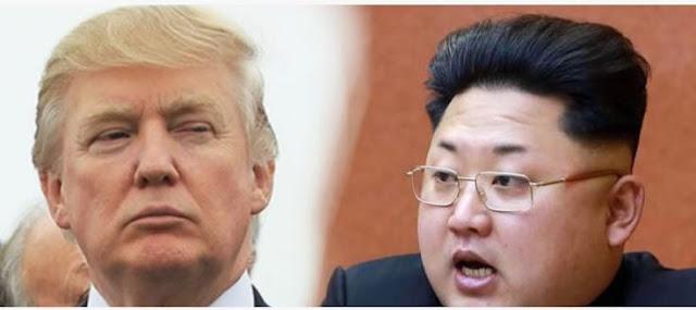 Trump's warning to Kim Jong-un: make a deal or suffer same fate as Gaddafi