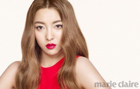f(x) Luna For Marie Claire | Daily K Pop News F(x) Luna